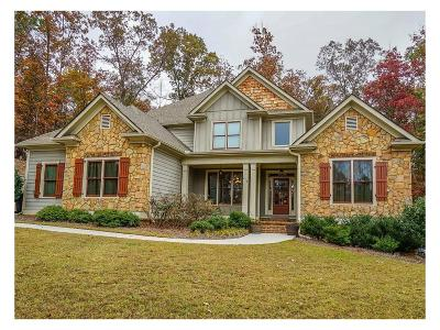 Canton Single Family Home For Sale: 219 Autumn Brook Drive