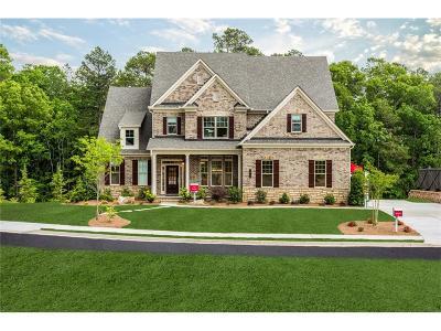 Suwanee Single Family Home For Sale: 3815 Laurel Lake Pointe
