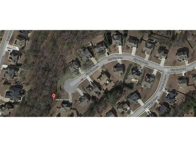 Dacula Residential Lots & Land For Sale: 2596 High Creek Run