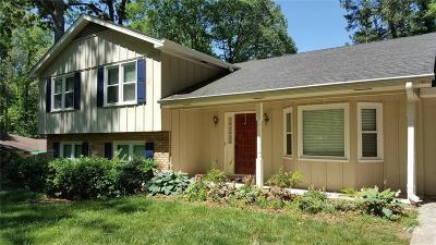 Alpharetta Single Family Home For Sale: 290 Shady Grove Lane