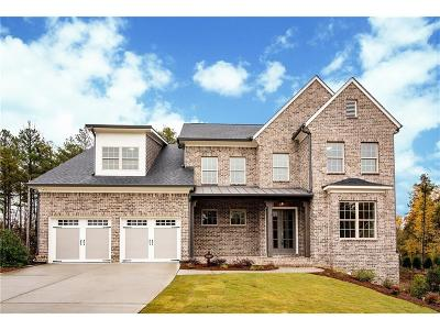 Kennesaw Single Family Home For Sale: 1601 Copperleaf Court