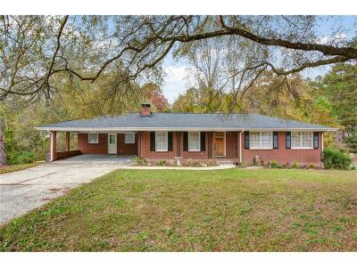 Single Family Home For Sale: 1210 Dunn Parkway