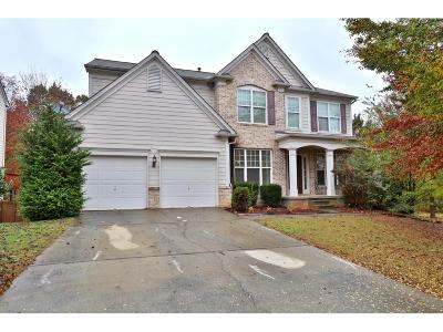 Canton Single Family Home For Sale: 233 Glenwood Drive