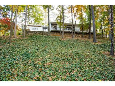 Single Family Home For Sale: 2979 Ridge Valley Road