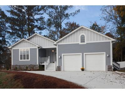Acworth Single Family Home For Sale: 4545 Franklin Street