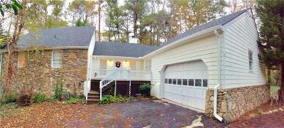 Roswell Single Family Home For Sale: 4859 Post Oak Tritt Road NE
