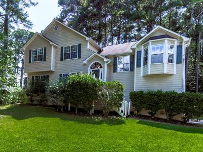 Woodstock Single Family Home For Sale: 203 Mount Glen Court