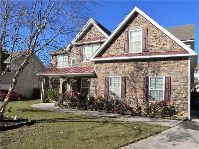 Loganville Single Family Home For Sale: 708 Reese Court