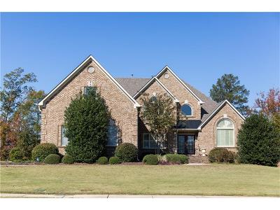Hampton Single Family Home For Sale: 348 Masters Club Boulevard