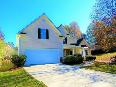 Powder Springs Single Family Home For Sale: 5346 Yoshino Terrace