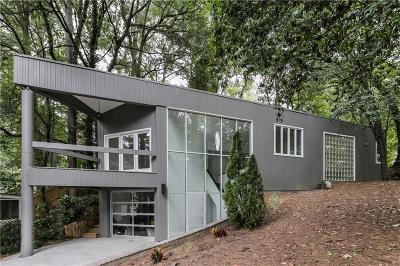 Single Family Home For Sale: 407 N Garden Lane NW