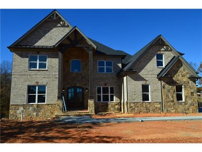 Buford Single Family Home For Sale: 2684 Camp Branch Road