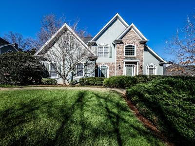Kennesaw Single Family Home For Sale: 2612 Winterthur Main NW