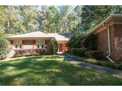 Snellville Single Family Home For Sale: 4320 Antelope Lane