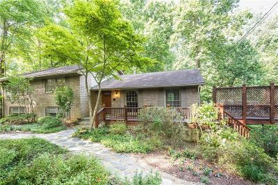 Single Family Home For Sale: 4860 Rebel Trail