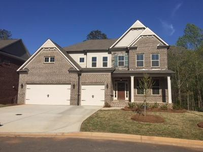 Forsyth County Single Family Home For Sale: 3135 Davidsonville Drive
