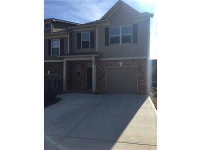 Buford Condo/Townhouse For Sale: 2719 Morgan Glen Road