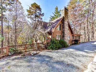Ellijay Single Family Home For Sale: 210 Pocaset Drive