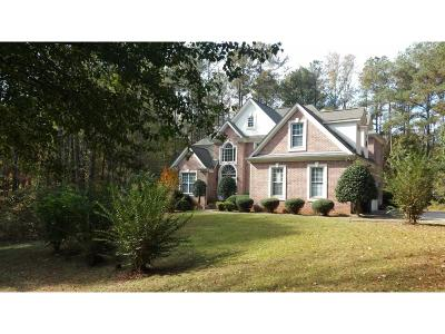 Fayetteville Single Family Home For Sale: 205 Lang Drive