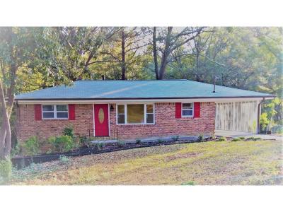Single Family Home For Sale: 179 Dodgen Place SW