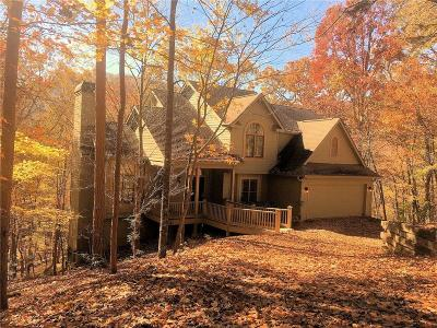 Big Canoe Single Family Home For Sale: 92 Wild Ginger Circle