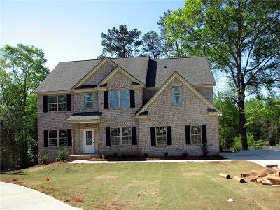 Decatur Single Family Home For Sale: 2794 Hilson Commons