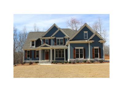 Canton Single Family Home For Sale: 109 Carter Lane