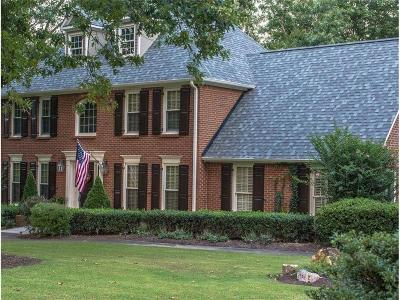 Cartersville Single Family Home For Sale: 44 Mission Hills Drive SW