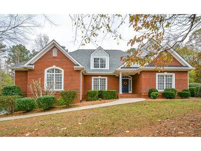 Acworth Single Family Home For Sale: 6122 Collins Road