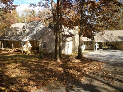 Powder Springs Single Family Home For Sale: 5850 Cook Road
