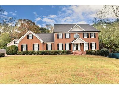 Lawrenceville Single Family Home For Sale: 820 Eagle Cove Way