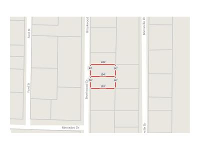 Residential Lots & Land For Sale: Brookwood Drive
