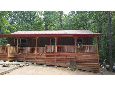 Dawsonville Single Family Home For Sale: 115 Silver Fox Drive