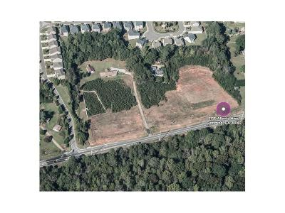 Cumming Residential Lots & Land For Sale: 2720 Atlanta Highway