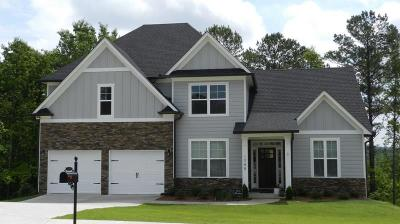 Cartersville Single Family Home For Sale: 52 Berryhill Place