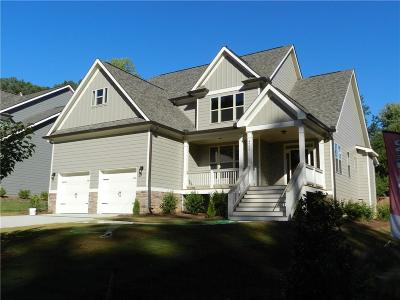 Cartersville Single Family Home For Sale: 51 Berryhill Place