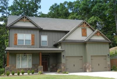 Cartersville Single Family Home For Sale: 15 Pinoak Trail