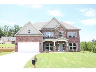 Union City Single Family Home For Sale: 100 Jennah Glen