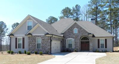 Cartersville Single Family Home For Sale: 33 Weather View Trail