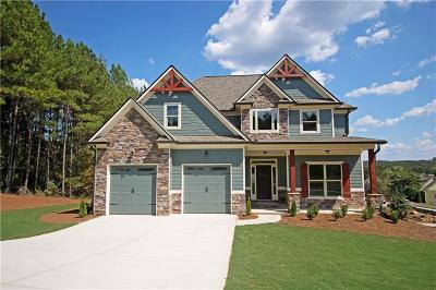 Cartersville Single Family Home For Sale: 17 Greystone Way