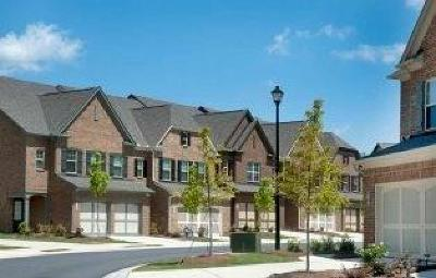 Cumming Condo/Townhouse For Sale: 7150 Post Park Way