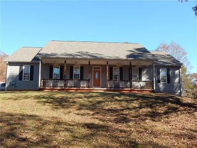 White County Single Family Home For Sale: 315 Hester Road