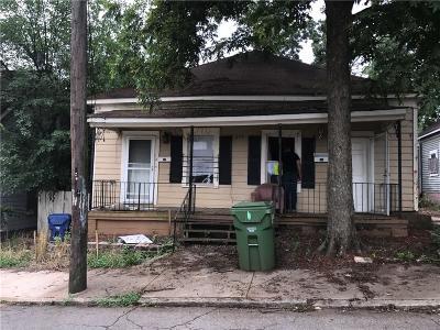 Single Family Home For Sale: 649 McDonald Street SE