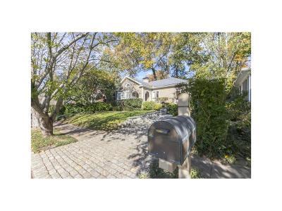 Atlanta Single Family Home For Sale: 854 Courtenay Drive NE