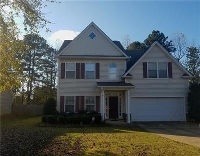 Buford Single Family Home For Sale: 5288 Leecroft Drive