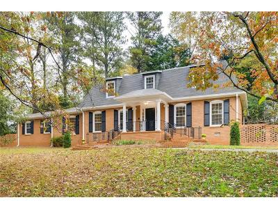 Acworth Single Family Home For Sale: 5060 Dewberry Circle