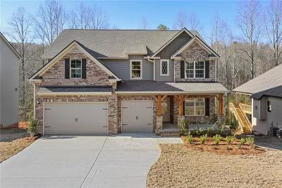 Cumming Single Family Home For Sale: 5155 Hamby Hollow Lane