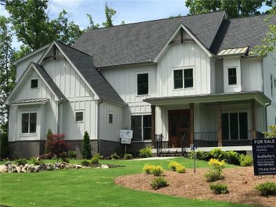 Suwanee Single Family Home For Sale: 630 Lambert Cove Trail