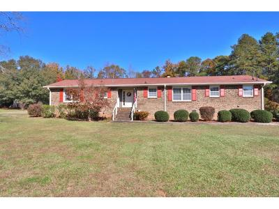 Powder Springs Single Family Home For Sale: 1825 Lost Mountain Road