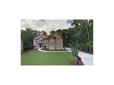 Alpharetta Single Family Home For Sale: 520 Kings Peak